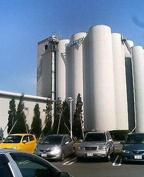 今度はビール工場