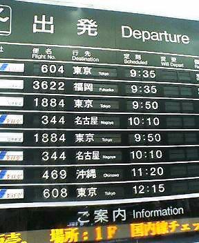 子供達 東京へ