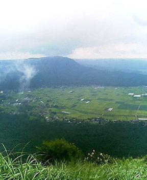かぶと山展望台