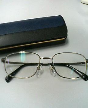 再度、老眼鏡