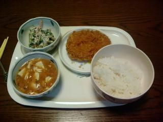 まりちゃんspecial dinner