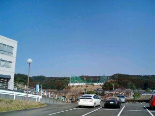 すごい良い天気