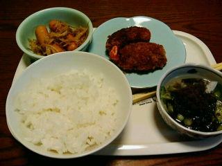 マリちゃんスペシャルディナー