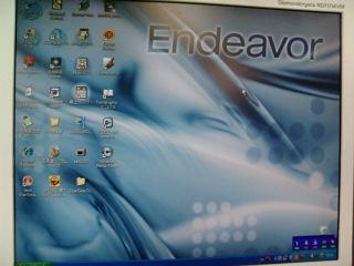 仕事場のパソコン
