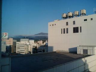 ホテルからの眺め2