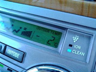 節分の気温