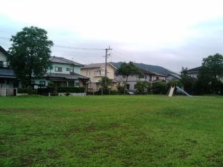 久しぶりの公園