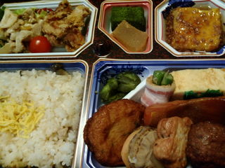 今日の夕食