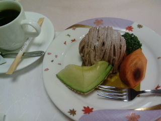 今日の夕食3
