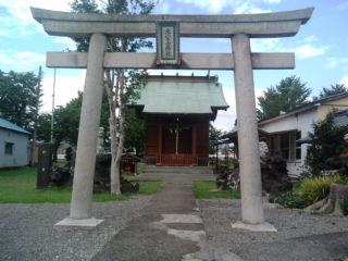 左富士神社